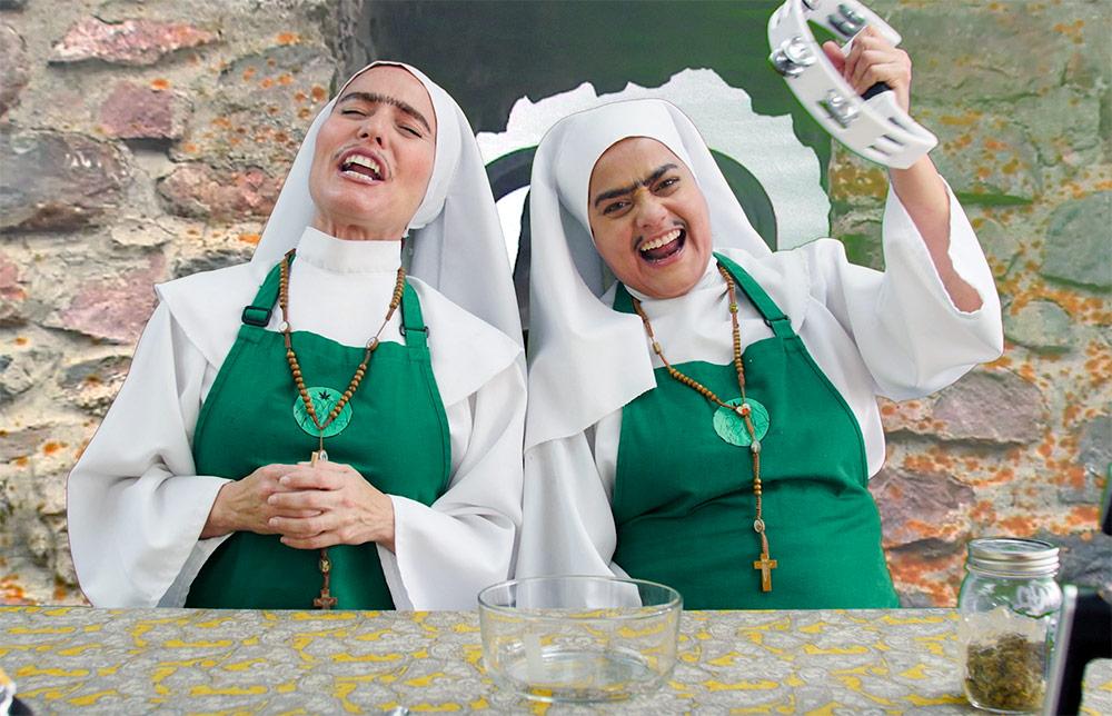 Hermanas Verónica y Belén (Isel Rodríguez y Lourdes Quiñones)